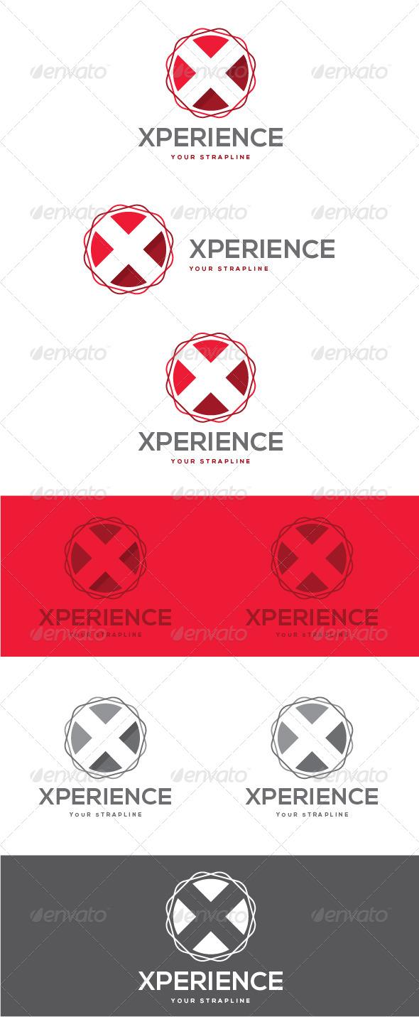 GraphicRiver Letter X Logo 8515979