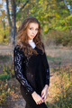 Girl posing in the park - PhotoDune Item for Sale