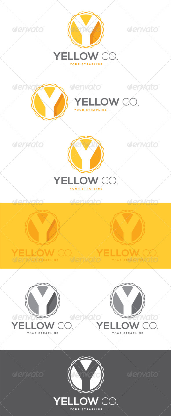 GraphicRiver Letter Y Logo 8516168