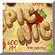 Picnic Barbecue Flyer - GraphicRiver Item for Sale