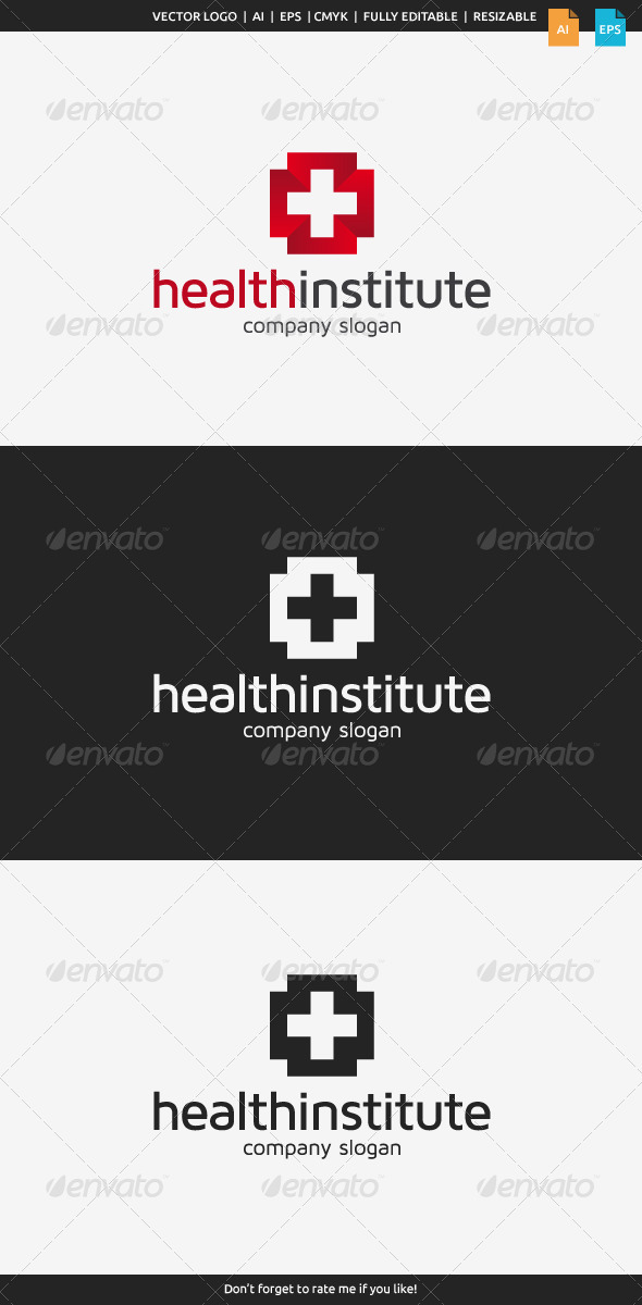 GraphicRiver Health Institute 8516399