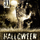 Halloween Flyer Template V2 - GraphicRiver Item for Sale