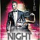 Flyer Night Konnekt - GraphicRiver Item for Sale