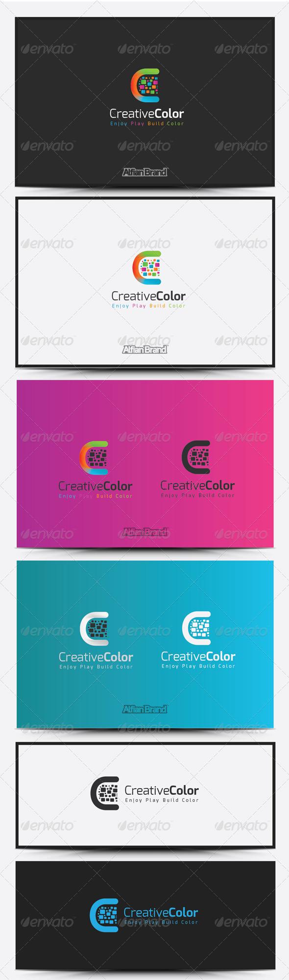 GraphicRiver Creative Color Logo 8516541