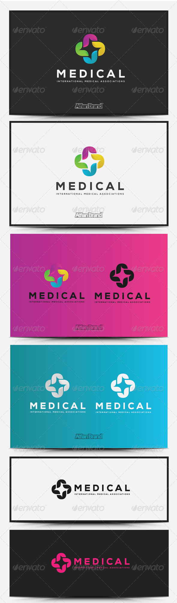 GraphicRiver Medical Logo 8516608