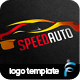 Speed Auto Logo - GraphicRiver Item for Sale
