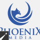 Phoenix Media Logo Template - GraphicRiver Item for Sale