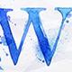 Alphabet Watercolor  - GraphicRiver Item for Sale
