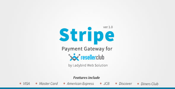 CodeCanyon Stripe Payment Gateway for Reseller Club 8517093