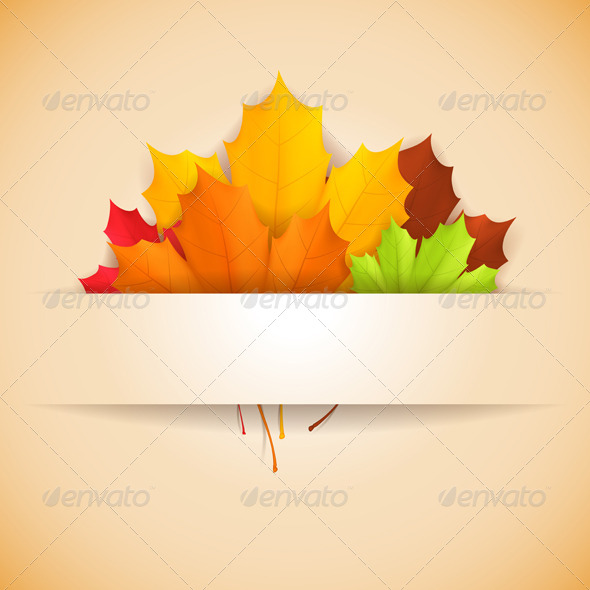GraphicRiver Autumn Banner 8517574