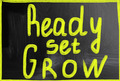 ready set grow - PhotoDune Item for Sale