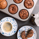 Delicious chocolate chip muffins and coffee - PhotoDune Item for Sale