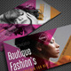 Beauty Fashion Gift Voucher V31 - GraphicRiver Item for Sale