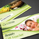Beauty and Spa Gift Voucher V32 - GraphicRiver Item for Sale