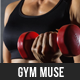 Gym Responsive Muse Template - ThemeForest Item for Sale