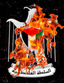 Palestine Burning Symbol Illustration Concept - PhotoDune Item for Sale