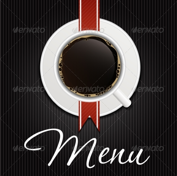 GraphicRiver The Concept of Coffeehouse Menu 8519103