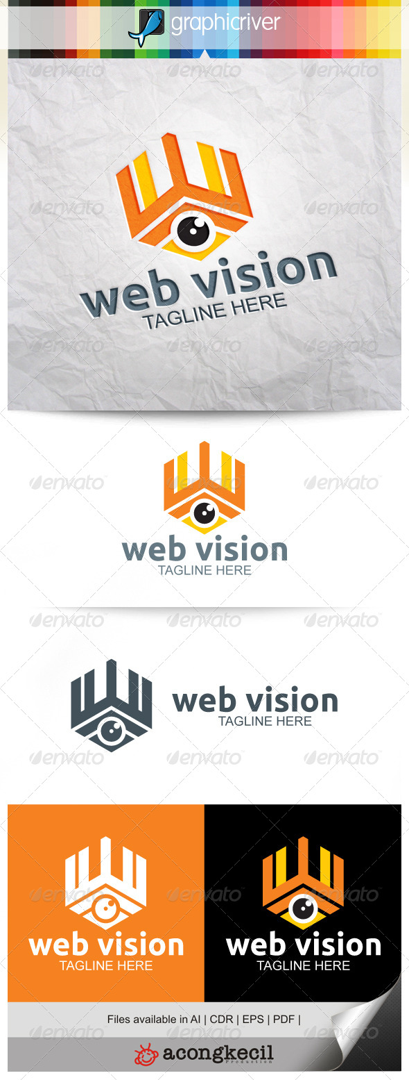 GraphicRiver Web Vision 8519532