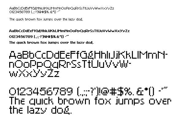 CA Chandra - Sans-Serif Fonts