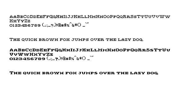 Wayne PX - Serif Fonts