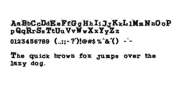 X-story Designer's Font - Serif Fonts