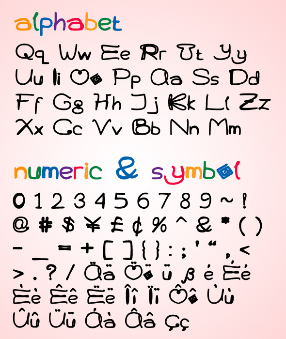Coco Meow Font - Hand-writing Script