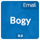 Bogy Email Template - GraphicRiver Item for Sale