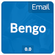 Bengo Email Template - GraphicRiver Item for Sale