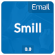 Smill Email Template - GraphicRiver Item for Sale