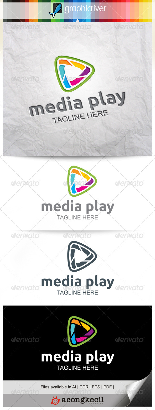 GraphicRiver Media Play V.2 8519578