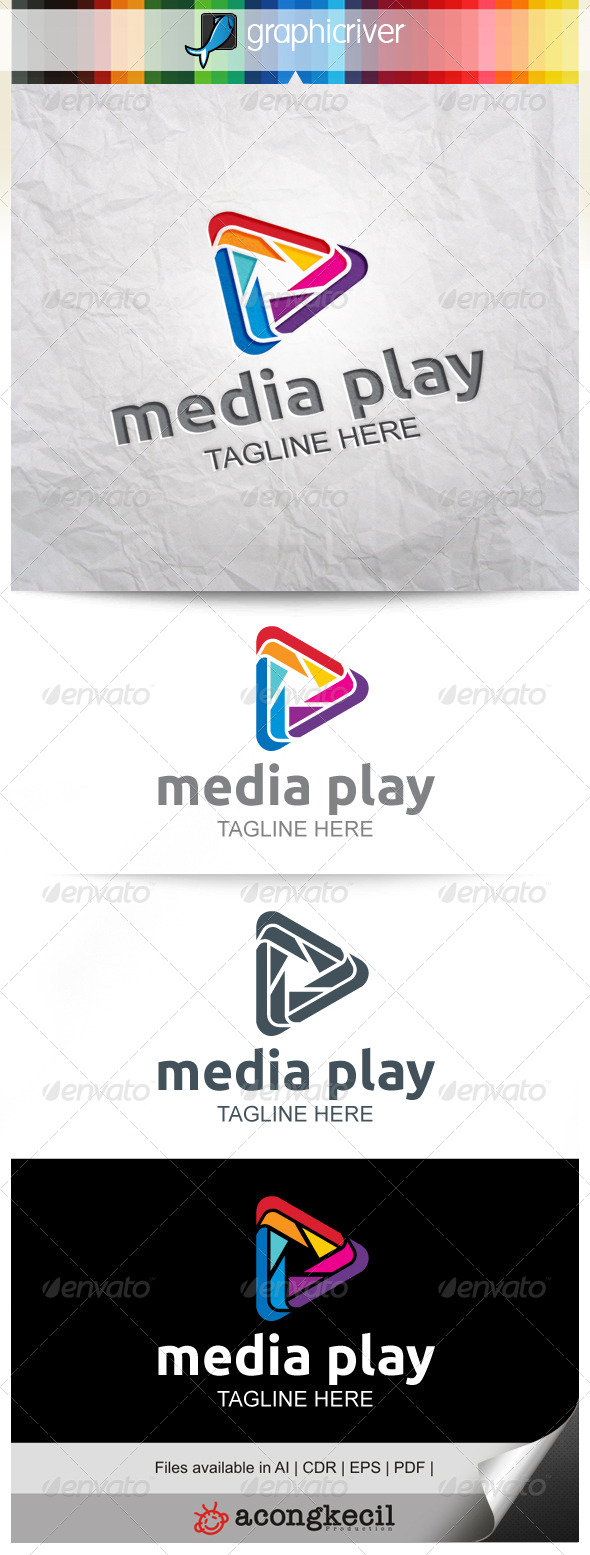 GraphicRiver Media Play V.3 8519579
