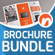 Brochure Bundle 5in1 V4 - GraphicRiver Item for Sale