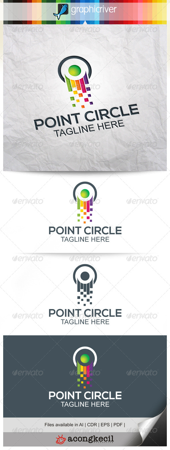 GraphicRiver Point Circle 8520037