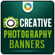 Photography Banners - GraphicRiver Item for Sale