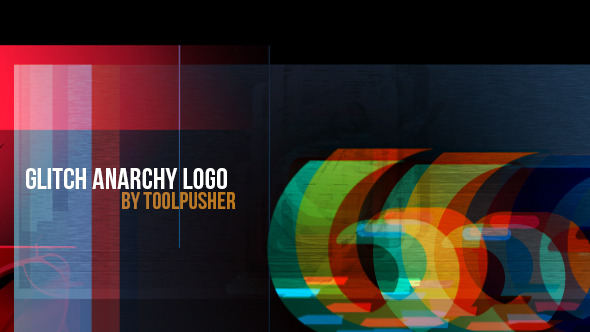 Glitch Anarchy Logo