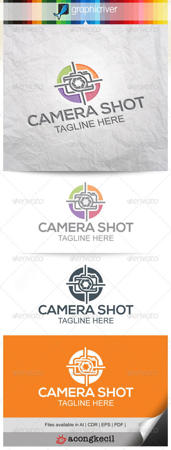 GraphicRiver Camera Shot 8520508