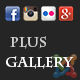 Plus Gallery - Joomla version