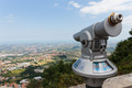 Spyglass on a mountain in San Marino - PhotoDune Item for Sale