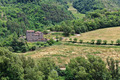 Typical Tuscan farmhouse in Italy - PhotoDune Item for Sale