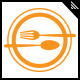 Food Service Logo - GraphicRiver Item for Sale