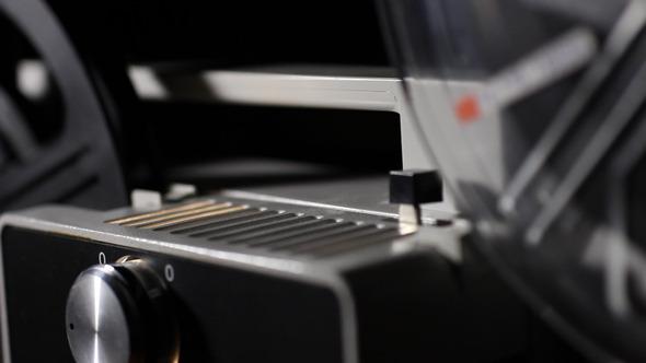 Super 8mm Projector 28