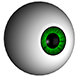 Anime Eye  - 3DOcean Item for Sale