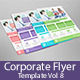 Corporate Flyer Template Vol 8 - GraphicRiver Item for Sale