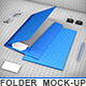 File Folder Mock-up - GraphicRiver Item for Sale