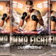 MMA Fighting Flyer Template  - GraphicRiver Item for Sale