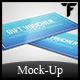 Gift Voucher Mock Up - GraphicRiver Item for Sale