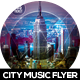Future City Sound Flyer - GraphicRiver Item for Sale
