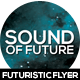 Sound Of Future Flyer Design - GraphicRiver Item for Sale