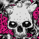Skull Banner - GraphicRiver Item for Sale