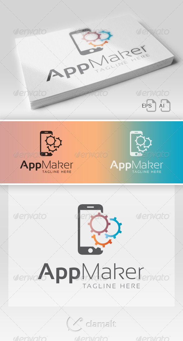 GraphicRiver App Maker 8524168